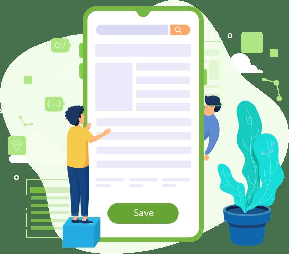 UI/UX Development for Mobile
