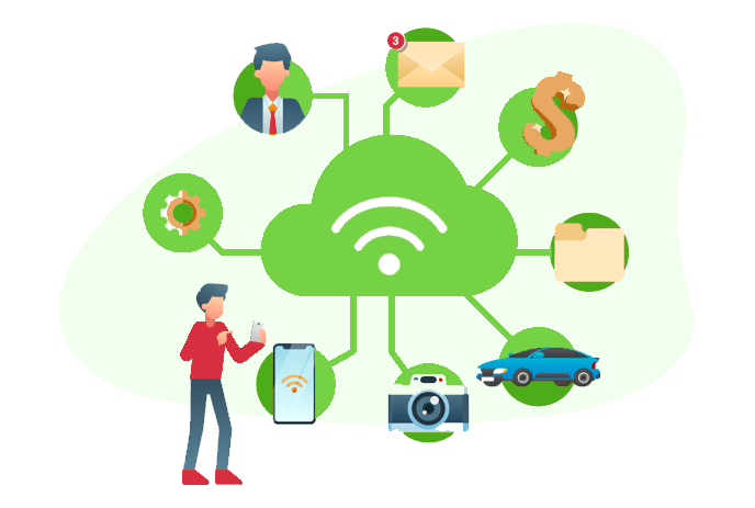 Get 'Em All Connected Through Our IoT Expertise