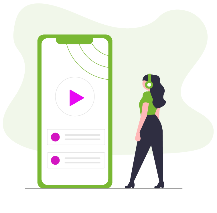 Video and Music Streaming Apps